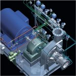 3D CADのイメージ