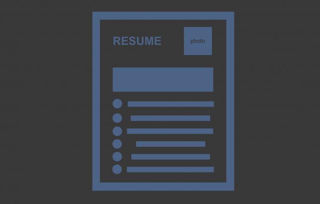 職務経歴書のイメージ画像