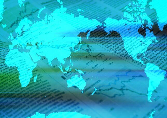 世界情勢のイメージ