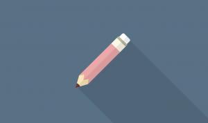 筆記用具のイメージ