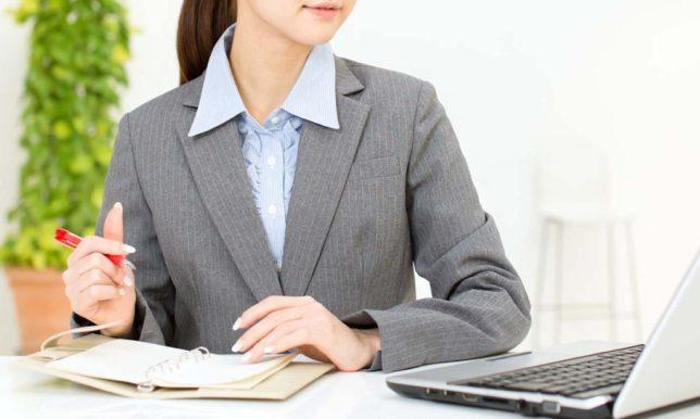 事務職の仕事イメージ