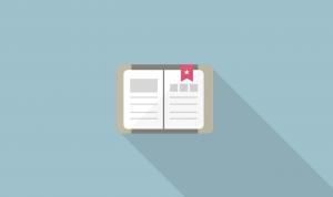 スケジュール手帳のイメージ