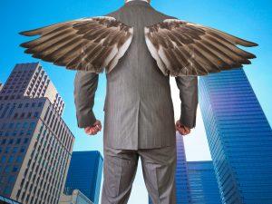 40代ビジネスマンのイメージ