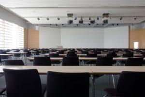 学校内の教室のイメージ