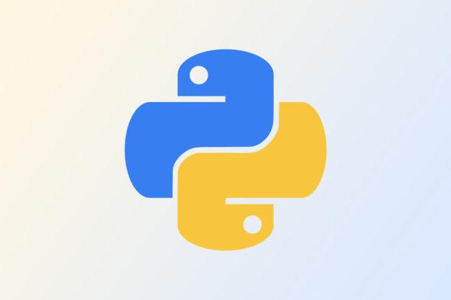 pythonのロゴイメージ