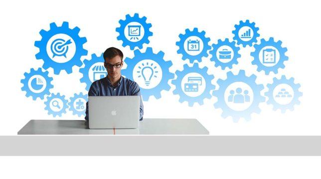 IT業界のイメージ