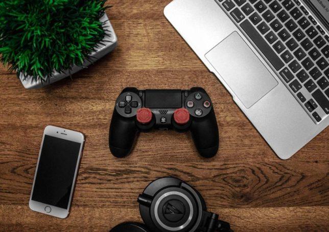 ゲームデバイス各種