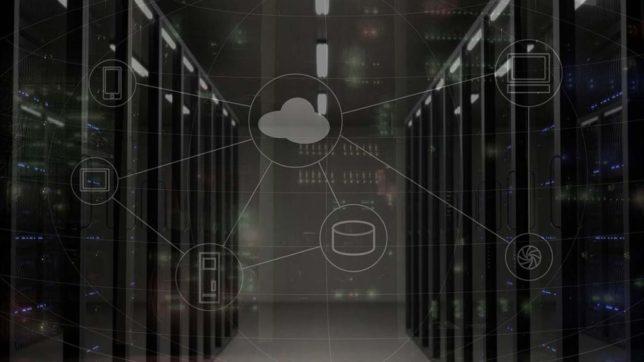 ネットワーク サーバーのイメージ