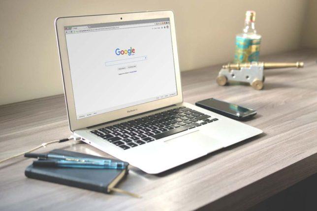 PCで転職活動の求人検索