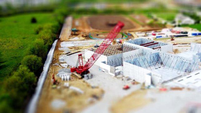 建築業界の仕事イメージ