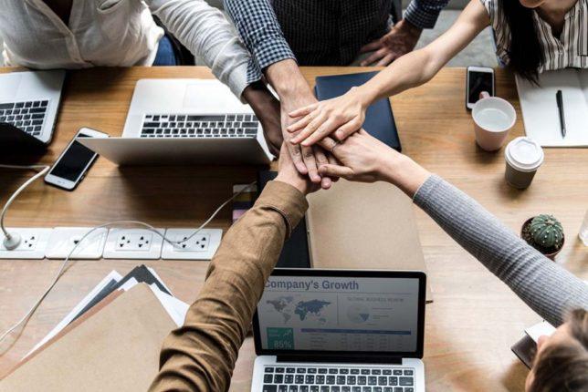 経験の浅いSEも活躍できる会社のイメージ