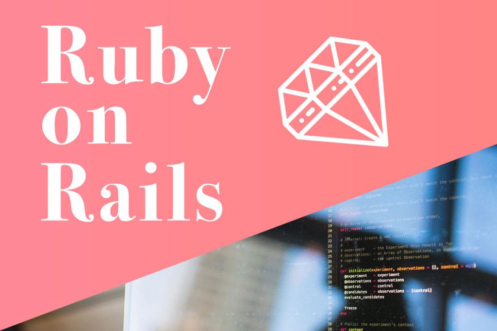 Ruby on Railsのイメージ画像