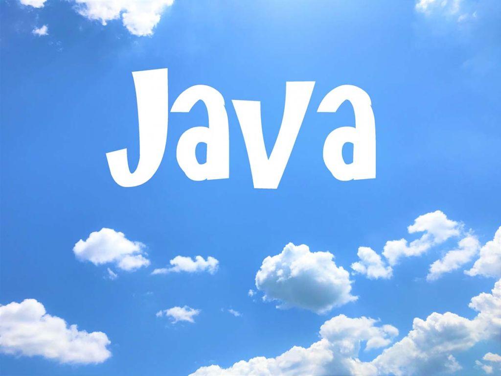 Javaの将来