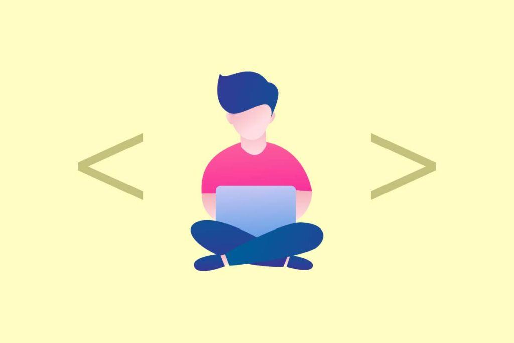 プログラミングの学習方法のイメージ
