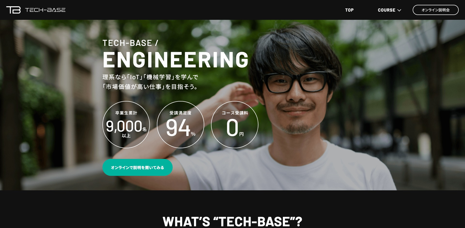 TECH-BASE Engineeringの公式サイトへ