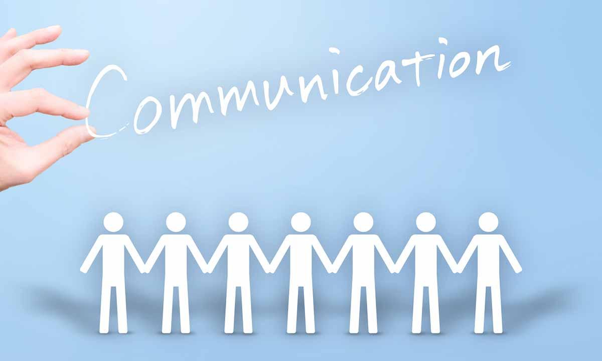 インハウスはコミュニケーションが多い