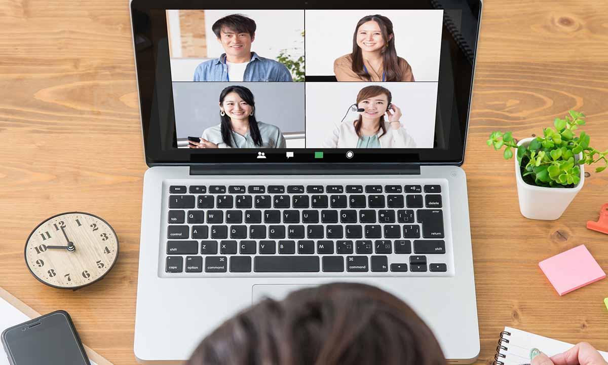 Web会議ツールの導入
