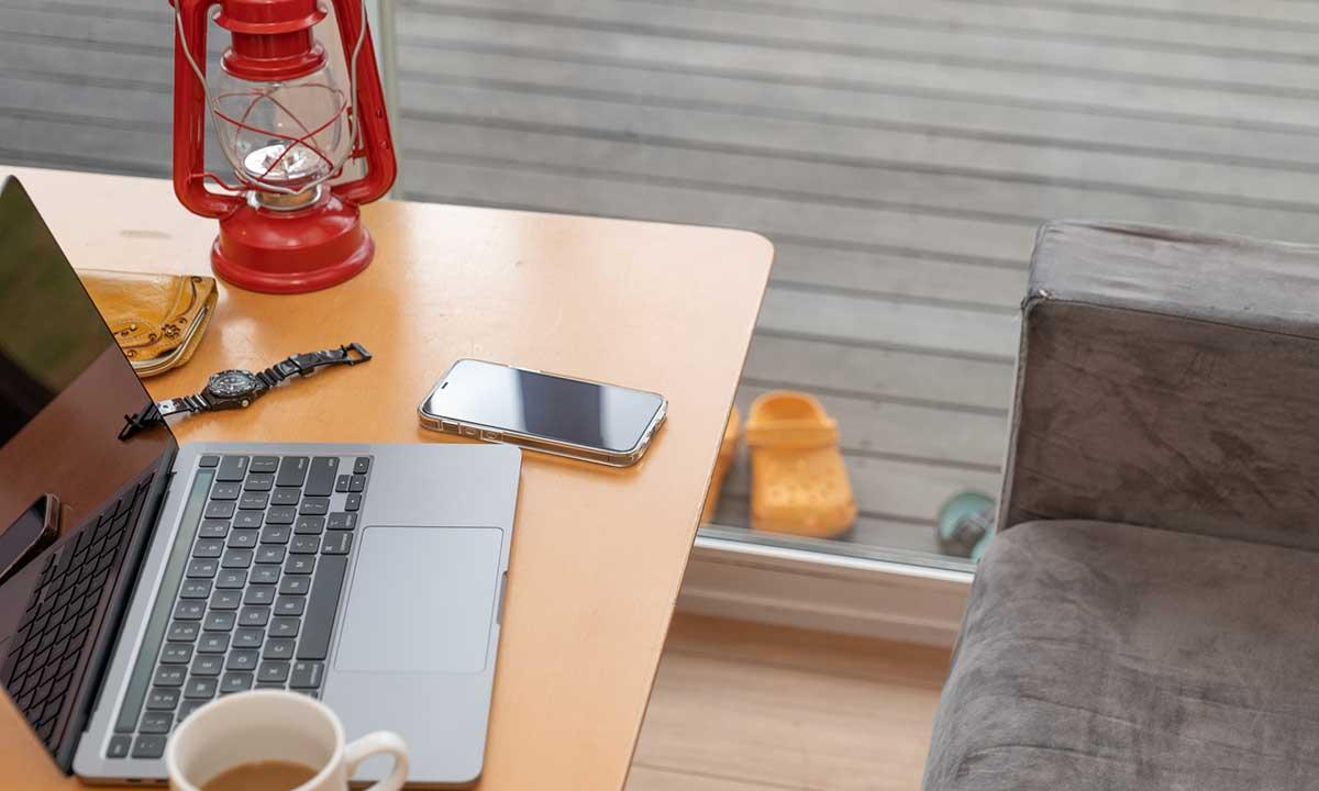 リモートワークのコツその1:仕事場の整理をする